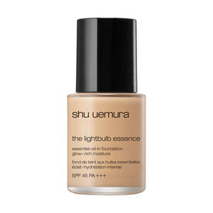 the lightbulb essence essential-oil-in foundation SPF 45 PA+++