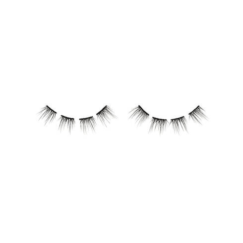 partial soft cross false eyelashes
