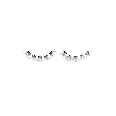 partial flare false eyelashes