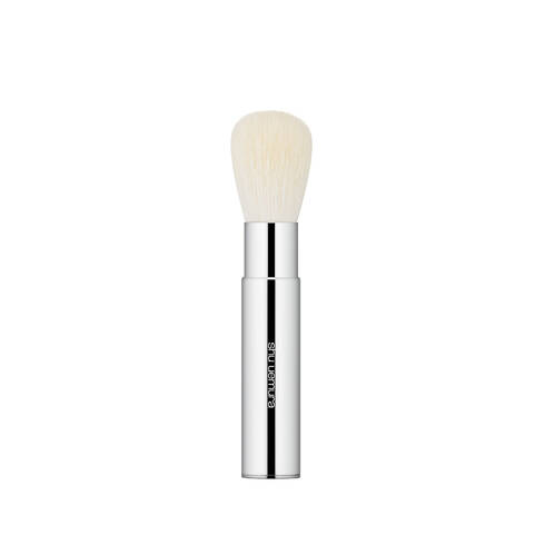 portable compact face brush