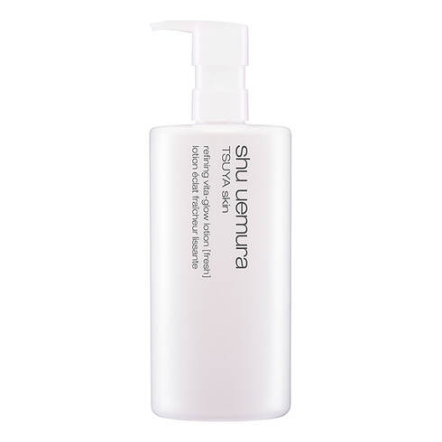 new TSUYA skin youthful crystal-transparency lotion