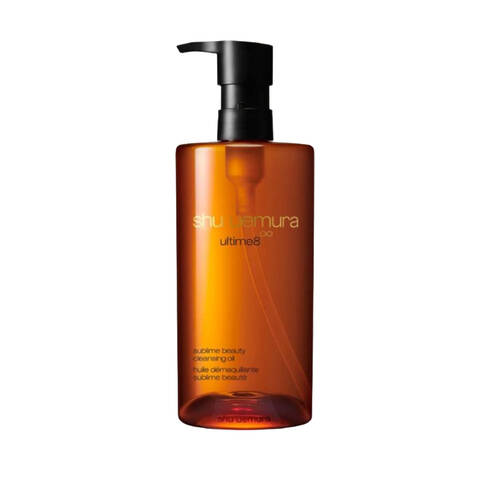 ultime8∞ sublime beauty cleansing oil